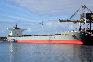 Photo of CAPE JASMINE ship