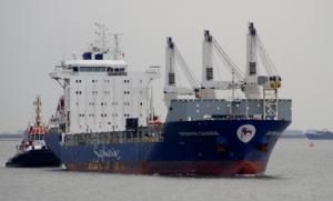Photo of THORCO RAFFLES ship