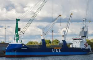 Photo of UAL BODEWES ship