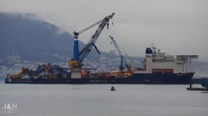 Photo of SAIPEM FDS2 ship