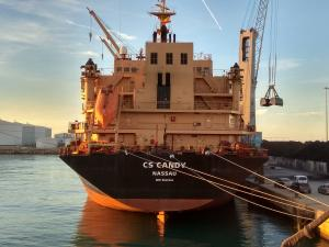 Photo of CS CANDY ship