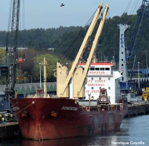 Photo of NAVIN VULTURE ship