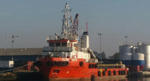Photo of USV ELOK JAYA ship