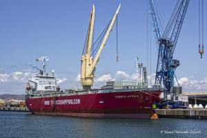 Photo of THORCO AFRICA ship