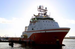 Photo of BOA BISON ship