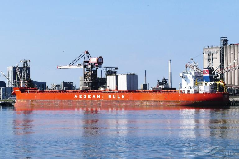 INSPIRATION, Bulk Carrier - Details and current position - IMO