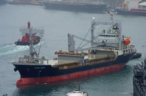 Photo of CLOVER GREEN ship