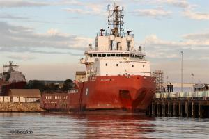 Photo of GO SIRIUS ship