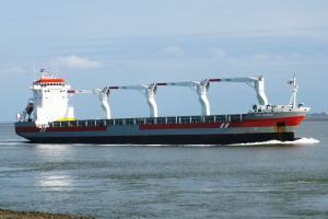 Photo of TAAGBORG ship