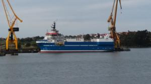 Photo of ANNE RISLEY ship