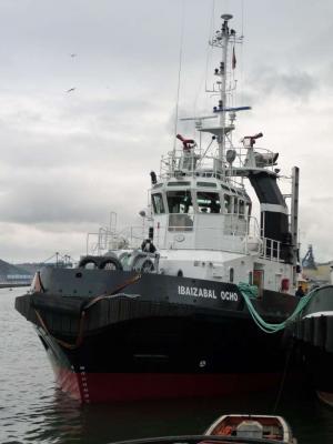 Photo of IBAIZABAL OCHO ship