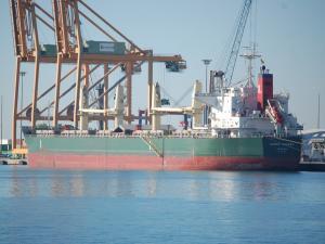 Photo of M.V. VISAYAS ship