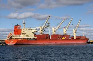 Photo of PAN JASMINE ship