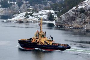 Photo of SVITZER TRYM ship