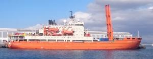 Photo of AKADEMIK TRYOSHNIKOV ship