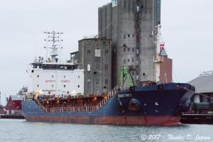 Photo of AMETHYST ship