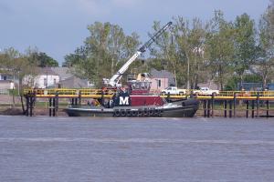 Photo of CAPT JIMMY T MORAN ship