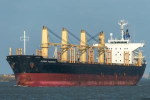 Photo of GLOBAL AQUARIUS ship