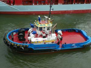 Photo of FREY ship