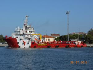 Photo of VOS HADES ship