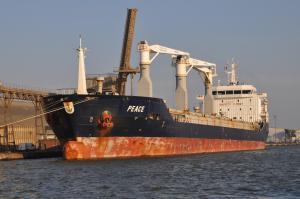 Photo of PEACE ship