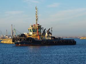 Photo of SVITZER ALBATROSS ship