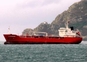 Photo of MT/ GALBOT ship