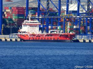 Photo of CPTN KOSTAS ship