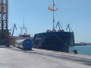 Photo of CATANIA ship