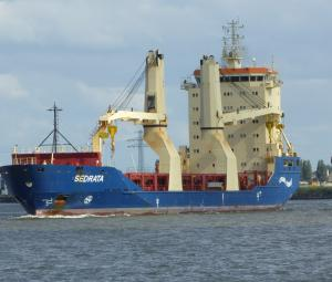 Photo of SEDRATA ship