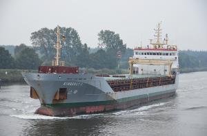 Photo of KIMBERLY C ship