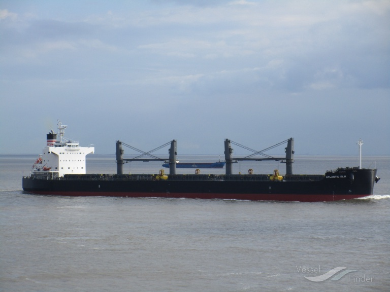 ATLANTIC ELM, Bulk Carrier - Details and current position - IMO