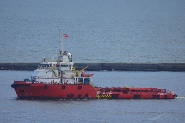 AVATAR VICTORY, Offshore Tug/Supply Ship - Details and current