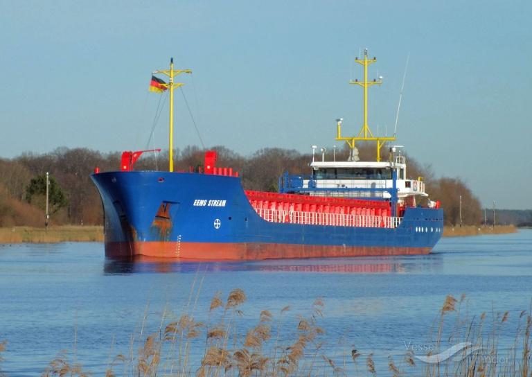 EEMS STREAM (MMSI: 245926000) ; Place: Kiel_Canal