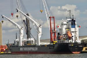 Photo of BBC NYHAVN ship