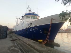 Photo of BELKACEM GRINE ship