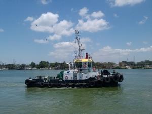 Photo of SAAM UXMAL ship