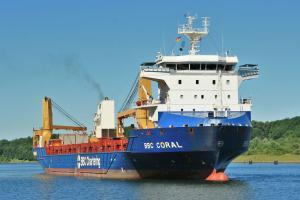 Photo of BBC CORAL ship