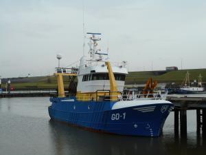 Photo of GO-1 ship
