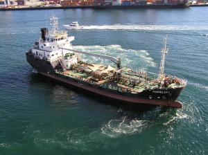 Photo of PARMELIA 1 ship