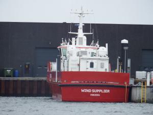 Photo of WINDSUPPLIER ship