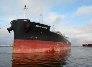 Photo of MACAW ARROW ship