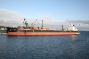 Photo of BULK INTEGRITY ship