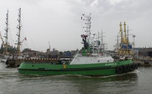 Photo of KLASCO2 ship