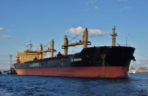 Photo of CS SONOMA ship