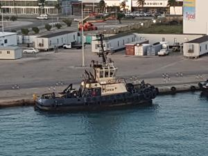 Photo of SOCO ship