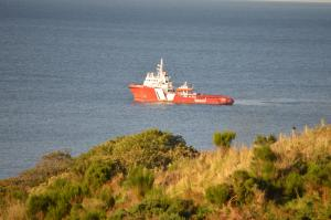 Photo of VOS HERA ship