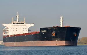 Photo of CERVIA ship
