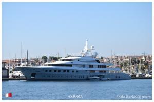 Photo of AXIOMA ship