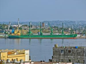 Photo of CELIA ship